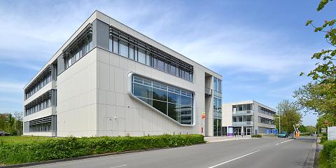 Gebäude Leibnizstr. 1 und Leibnizstr. 3