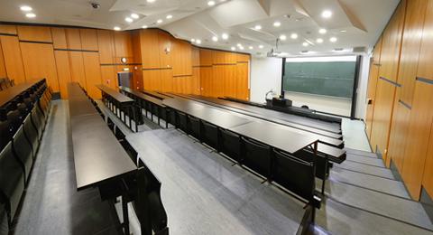 Hörsaal D CAP 2