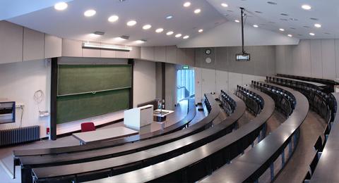 Hörsaal F CAP 2