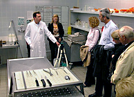 Tour and lecture at the Kiel Institute for Forensic Medicine
