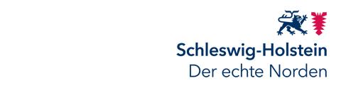 Logo Schleswig-Holstein. Der echte Norden.