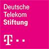 Logo Deutsche Telekom Stiftung