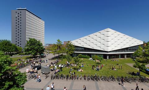 Kiel University Campus