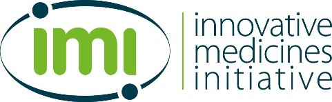 Logo: imi: innovative medicines initiative