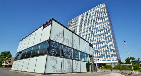 Hauptpforte der Christian-Albrechts-Universität zu Kiel