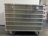 Das Bild zeigt eine Transportbox
