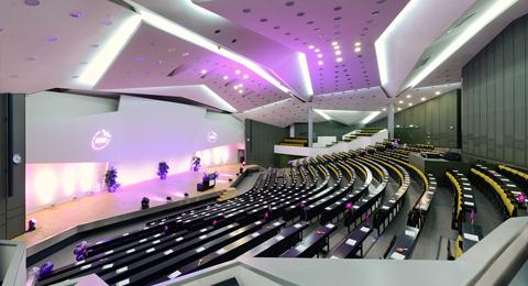 Frederik-Paulsen-Hörsaal, CAP 2