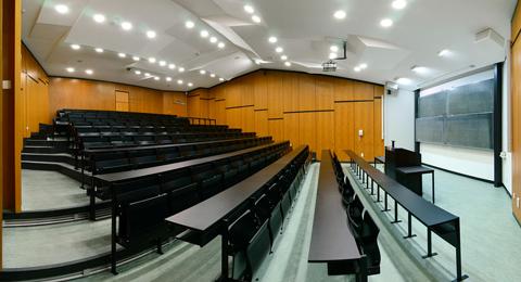 Hörsaal C CAP 2
