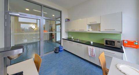 Küche 2. Etage Leibnizstraße 1
