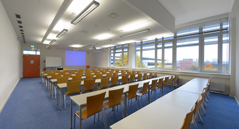 Seminarraum 204 Leibnizstraße 1