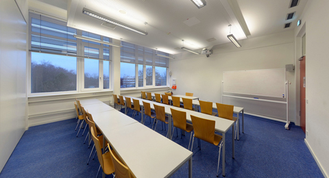 Seminarraum 207b (geteilt) Leibnizstraße 1