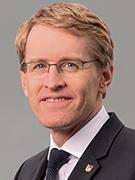Daniel Günther. Foto: Frank Peter